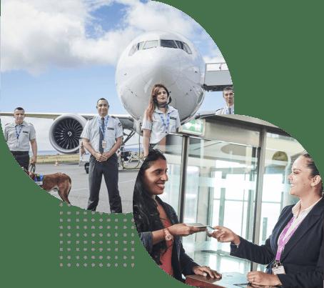 métiers aéroportuaires